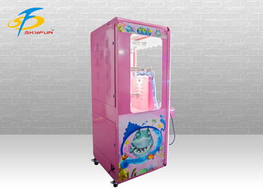Pink And Blue Coin Operated VR Gift Game Machine With VR Headsets