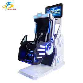 Cool Virtual Reality Chair Business , VR Motion Simulator Chair 3000 W